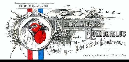 NHC – Nederlandse Hoenderclub